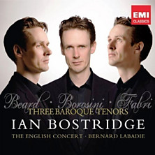 Review of Three Baroque Tenors
