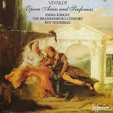 Review of Opera Arias and Sinfonias