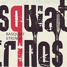 Review of Basquiat Strings with Seb Rochford