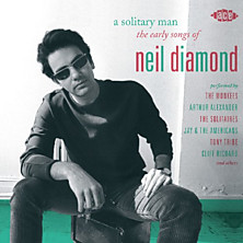 Review of A Solitary Man - The Early Songs of Neil Diamond