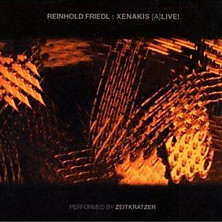 Review of Xenakis (A)live