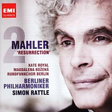 Review of Symphony No.2 in C Minor – 'Resurrection' (Sir Simon Rattle/Berlin Symphony Orchestra)