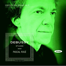 Review of Debussy Piano Music Volume IV: 12 Études (piano: Pascal Rogé)