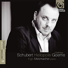 Review of Heliopolis (feat. piano: Ingo Metzmacher; bar: Matthias Goerne)