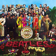Review of Sgt Pepper's Lonely Hearts Club Band