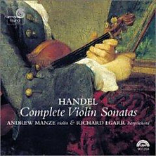 Review of Complete Violin Sonatas