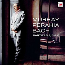 Review of Partitas 1, 5 & 6 (feat. pianist: Murray Perahia)