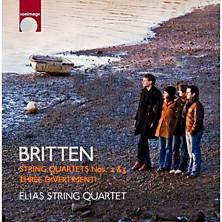 Review of String Quartets 2 and 3 / Three Divertimenti (Elias String Quartet)
