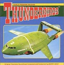 Review of Thunderbirds, Original Soundtrack