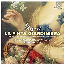 Review of La Finta Giardiniera (Freiburger Barockorchester; Rene Jacobs)