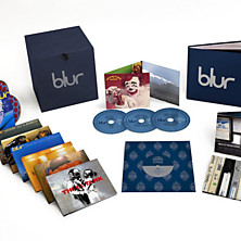 Review of Blur 21: The Box