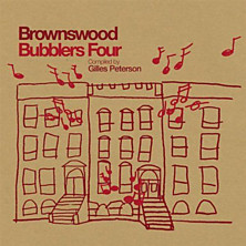 Review of Brownswood Bubblers Four. Compiled by Gilles Peterson