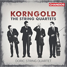 Review of The String Quartets (Doric String Quartet)