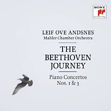 Review of The Beethoven Journey: Piano Concertos Nos. 1 &amp; 3 (feat. piano: Leif Ove Andsnes; Mahler Chamber Orchestra)