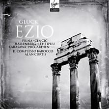 Review of Ezio (Il Complesso Barocco / Alan Curtis)