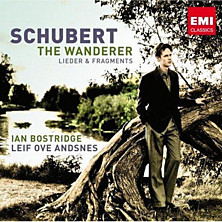 Review of The Wanderer: Lieder & Fragments