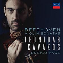 Review of Violin Sonatas (violin: Leonidas Kavakos, piano: Enrico Pace)