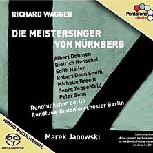 Review of Die Meistersinger von Nürnberg (conductor: Marek Janowski; Rundfunk-Sinfonieorchester Berlin; Rundfunkchor Berlin)