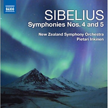 Review of Symphonies 4 & 5 (New Zealand Symphony Orchestra; conductor: Pietari Inkinen)