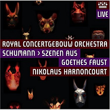 Review of Szenen aus Goethes Faust (feat. conductor: Nikolaus Harnoncourt; feat. orchestra: Royal Concertgebouw Orchestra)