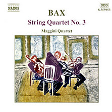 Review of String Quartets no.3 (Maggini Quartet)