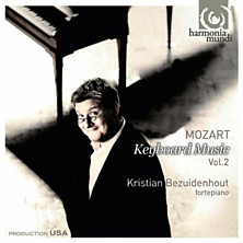 Review of Keyboard Music Vol.2 (fortepianist: Kristian Bezuidenhout)