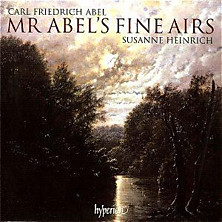 Review of Mr Abel's Fine Airs