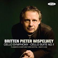 Review of Cello Symphony / Cello Suite No.1
