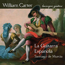 Review of La Guitarra Española - The Music of Santiago de Murcia
