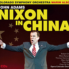 Review of Nixon in China