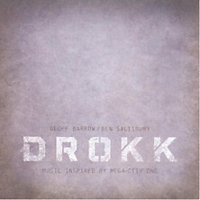 Review of Drokk: Music Inspired by Mega-City One