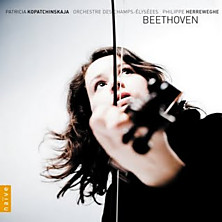 Review of Complete Works for Violin & Orchestra (feat: violinist Patricia Kopatchinskaja)