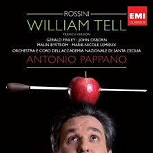 Review of Guillaume Tell (conductor: Antonio Pappano; orchestra: Orchestra dell'Accademia Santa Cecilia)
