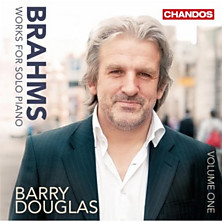 Review of Works for Solo Piano: Volume 1 (piano: Barry Douglas)
