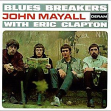 Review of Bluesbreakers With Eric Clapton