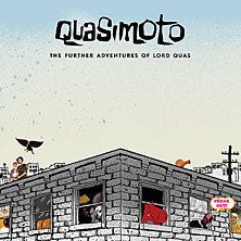 Review of The Further Adventures of Lord Quas