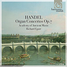 Review of Organ Concertos Op.7