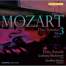 Review of Duo Sonatas Vol. 3