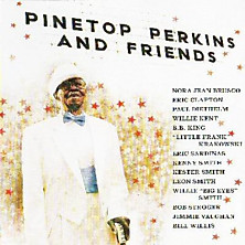 Review of Pinetop Perkins & Friends