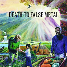 Review of Death to False Metal