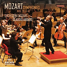 Review of Symphonies Nos. 39 and 40 (Orchestra Mozart; Claudio Abbado)