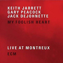 Review of  My Foolish Heart: Live at Montreux