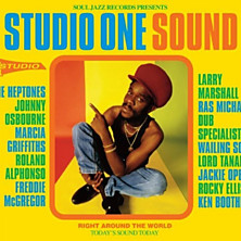 Review of Soul Jazz Records Presents: Studio One Sound