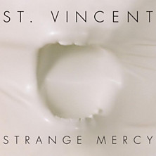 Review of Strange Mercy