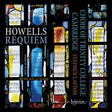 Review of Requiem (Choir of Trinity College, Cambridge; conductor: Stephen Layton)