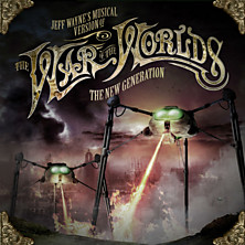 Review of Jeff Wayne's Musical Version of the War of the Worlds – The New Generation