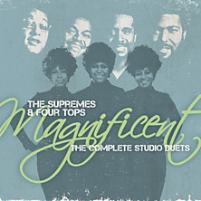 Review of Magnificent: The Complete Studio Duets
