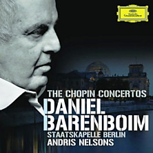 Review of The Chopin Concertos (feat. piano: Daniel Barenboim)