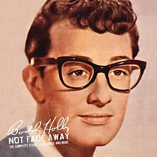 Review of Not Fade Away: The Complete Studio Recordings and More