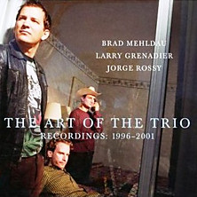 Review of The Art of the Trio  Recordings: 1996-2001
